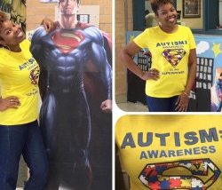 Autism Awareness Super Power Tee